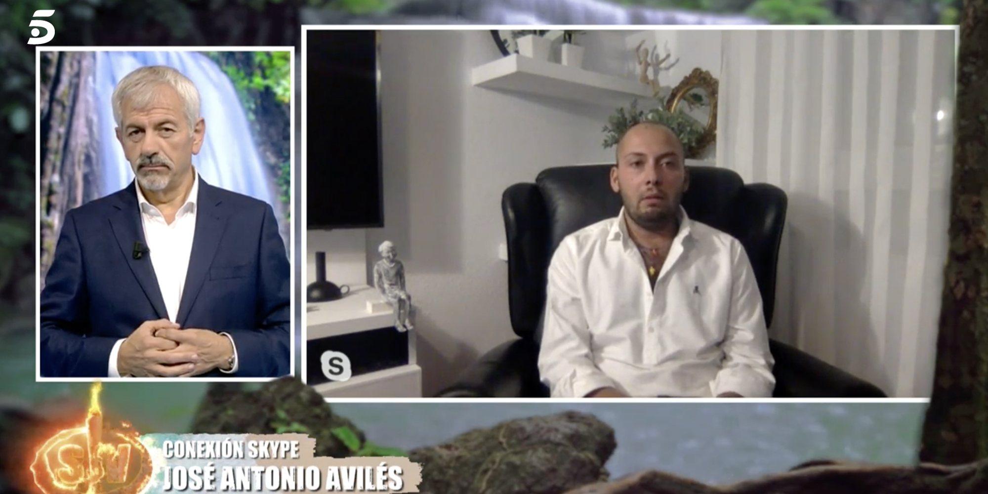 """José Antonio Avilés habla de su polémico regreso de 'Supervivientes 2020': """"Debía unas explicaciones"""""""