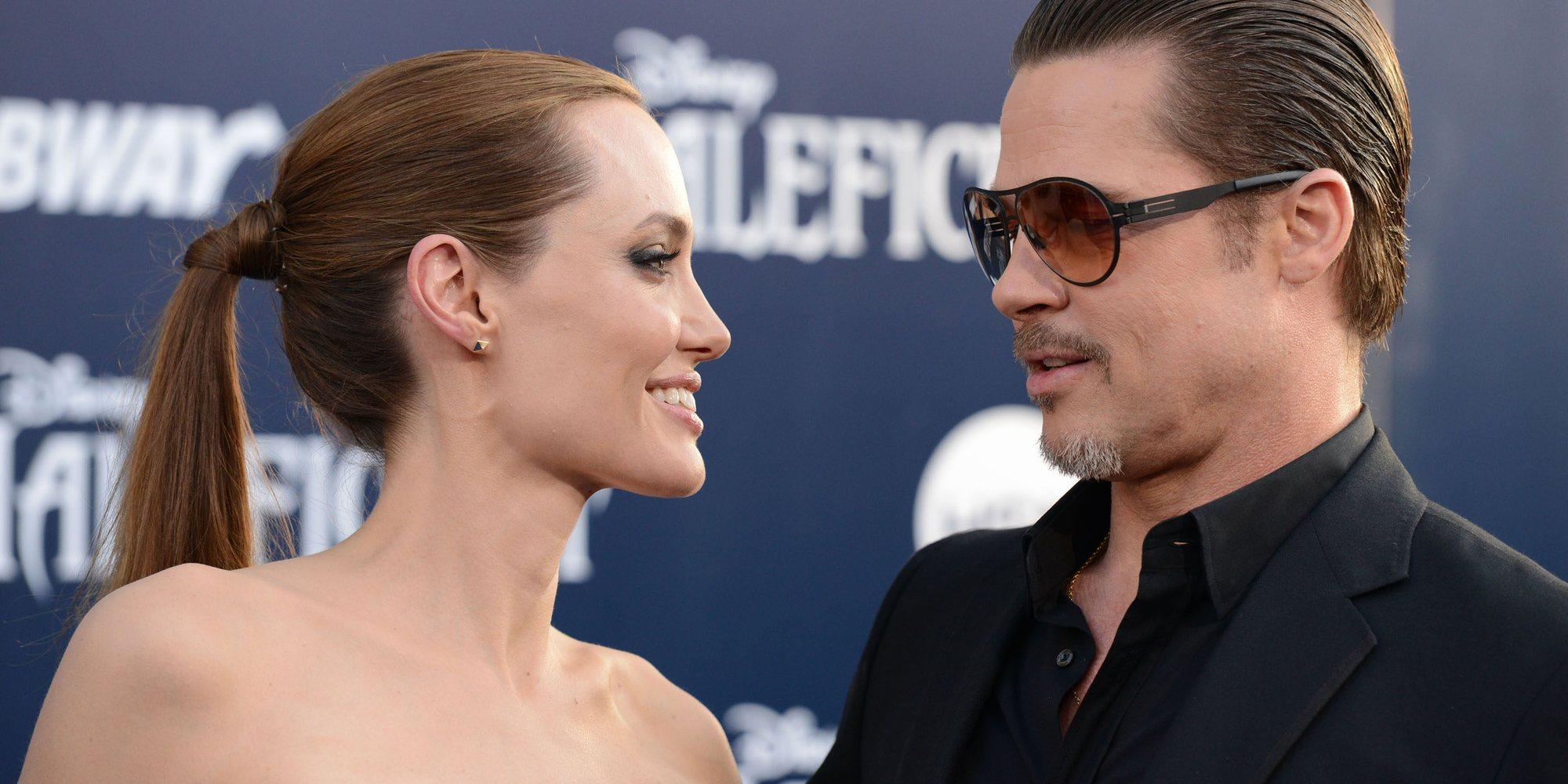 """Angelina Jolie se sincera sobre su ruptura con Brad Pitt: """"Me había convertido en algo insignificante"""""""