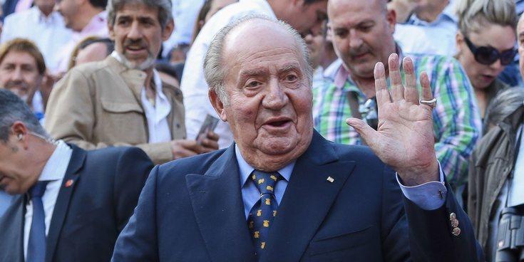 El Rey Juan Carlos no tiene pensado mudarse a República Dominicana y continuará viviendo en la Zarzuela