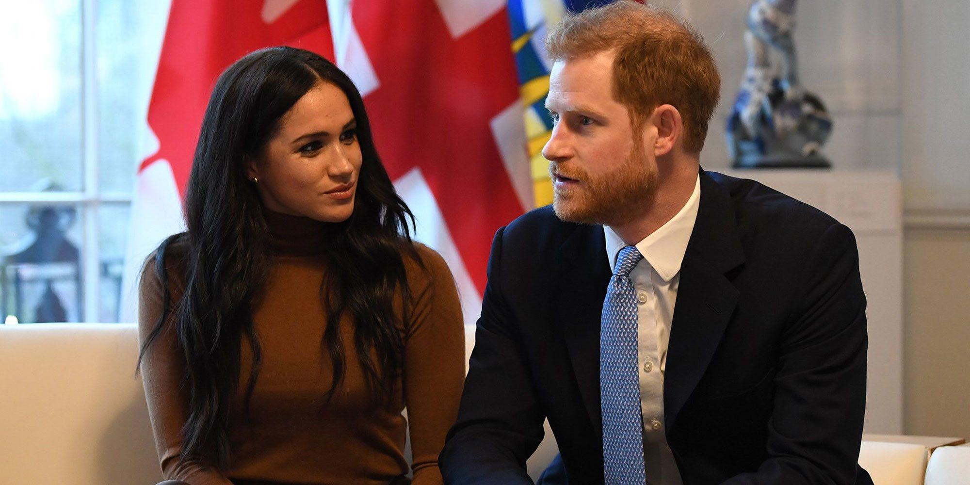 El problema al que se enfrentan el Príncipe Harry y Meghan Markle con su fundación Archewell