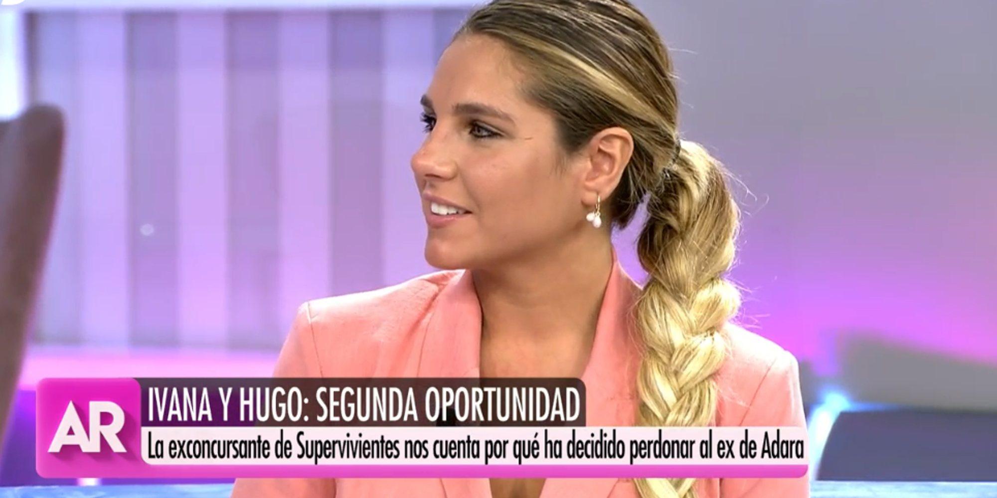"""Ivana, sobre su romance con Hugo: """"Ahora quiero que me demuestre que no va a volver a ponerse como en la isla"""""""