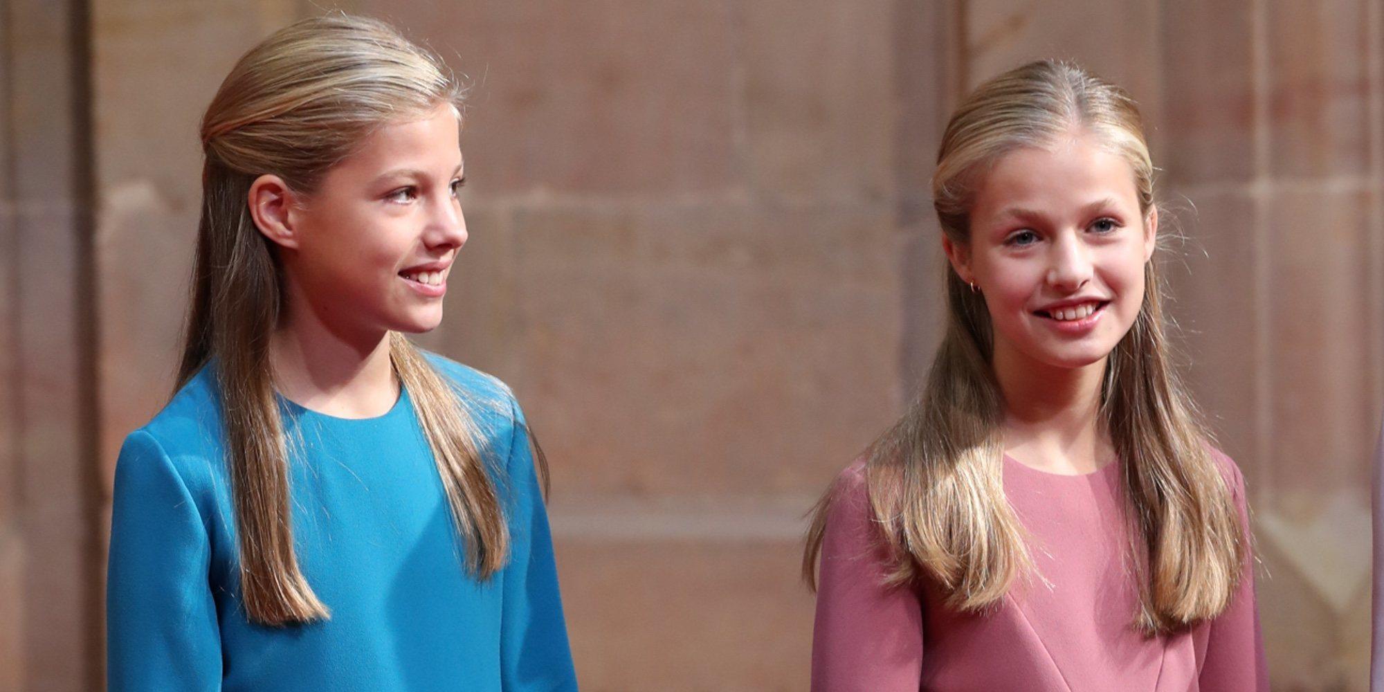 Los regalos de la Princesa Leonor y la Infanta Sofía en 2019: feminismo, fútbol y detalles de Ona Carbonell