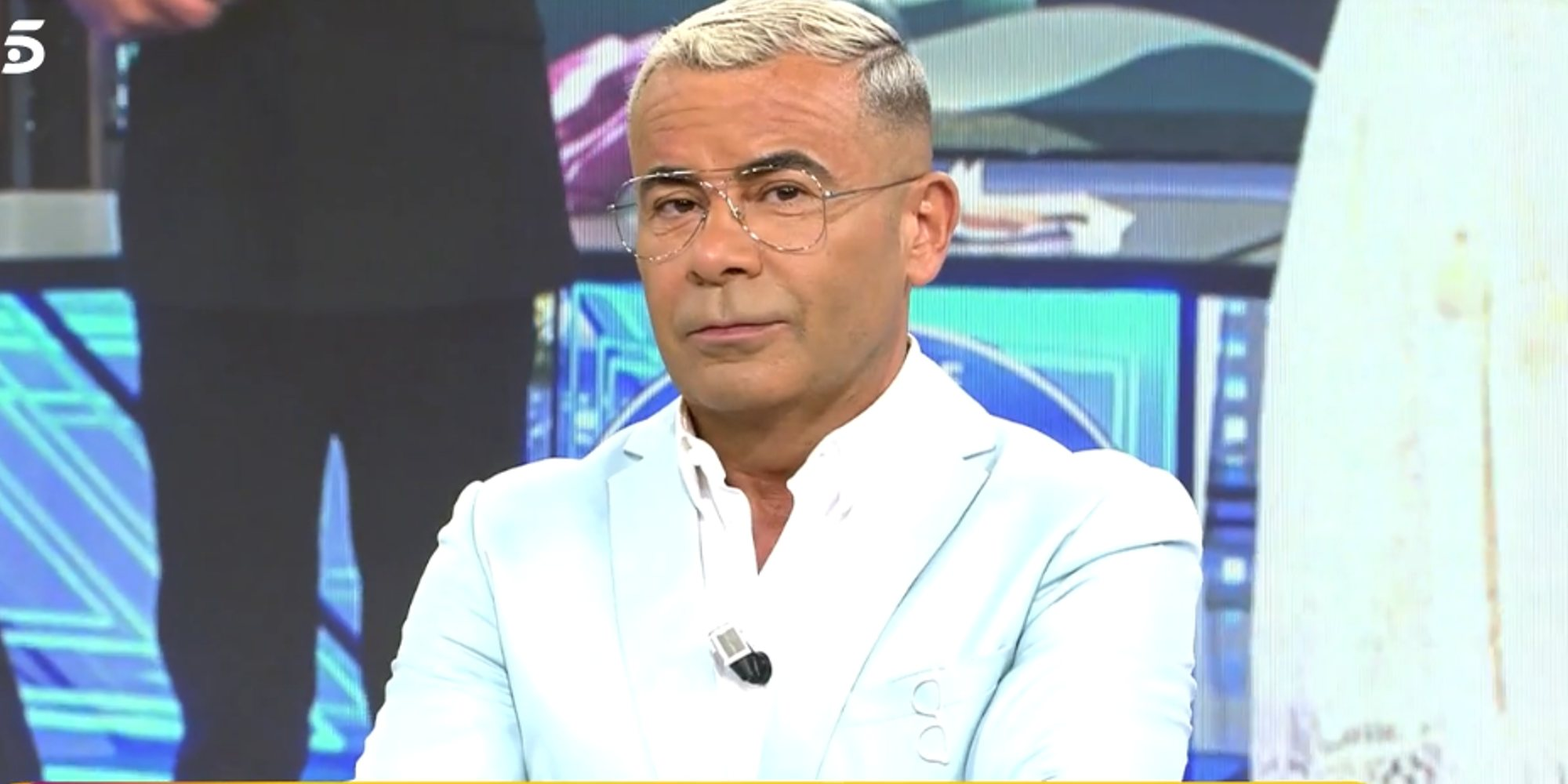 Jorge Javier Vázquez vuelve a protagonizar un encontronazo con Antonio Montero por la ideología