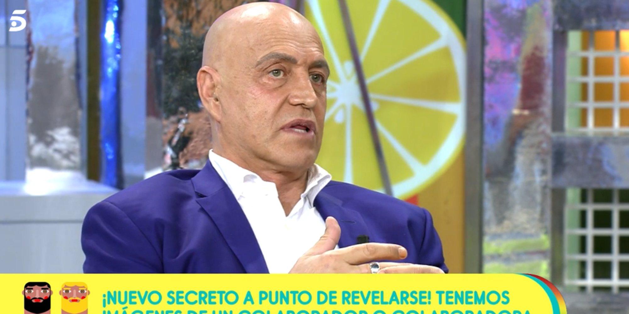 Kiko Matamoros conoce a su suegro en una escapada a Granada con Marta López