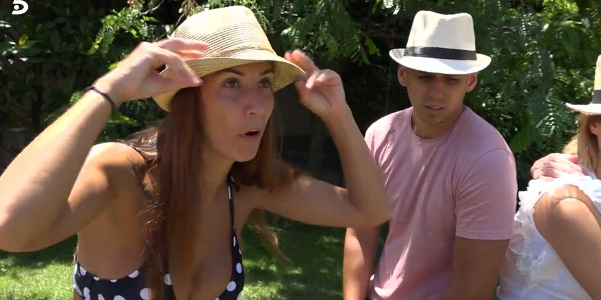 """Oriana y Fani sacan lo peor en una prueba de piropos en 'La casa fuerte': """"Te secas como una mierda"""""""