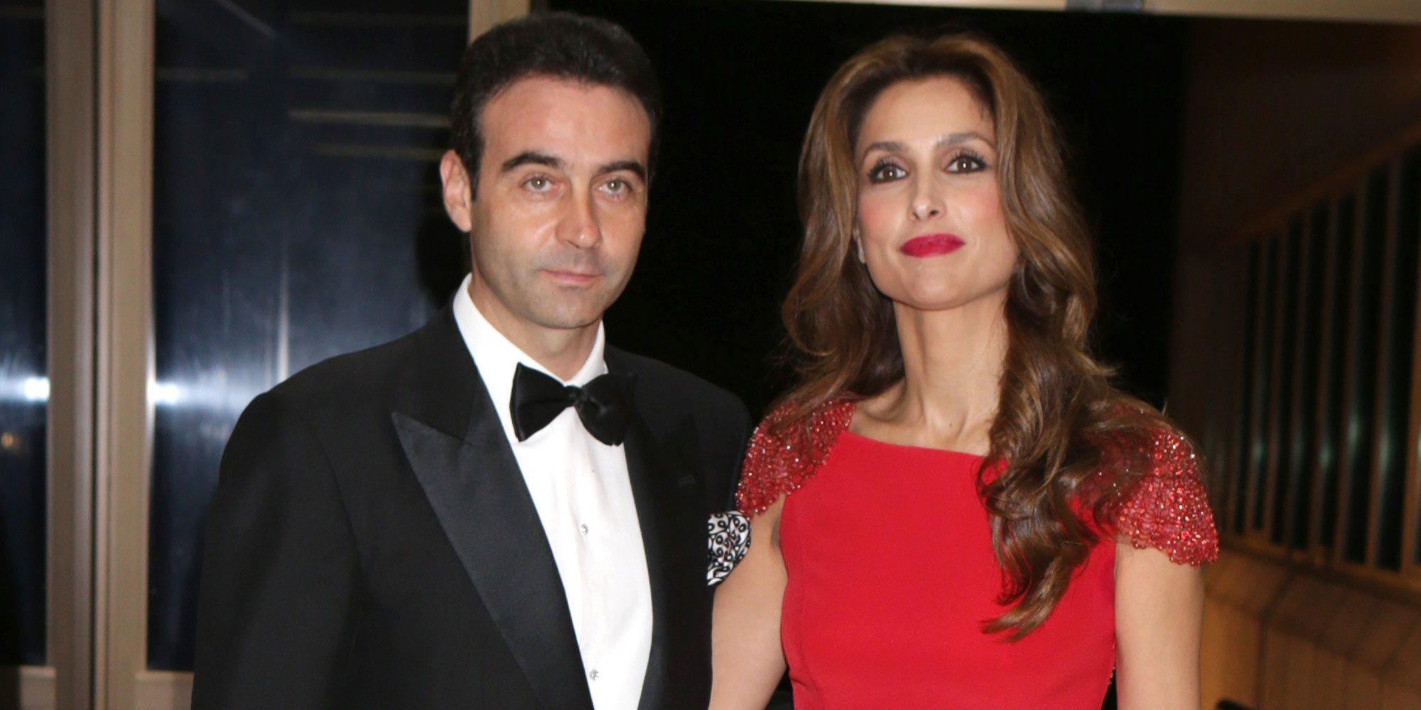 Enrique Ponce y Paloma Cuevas se separan