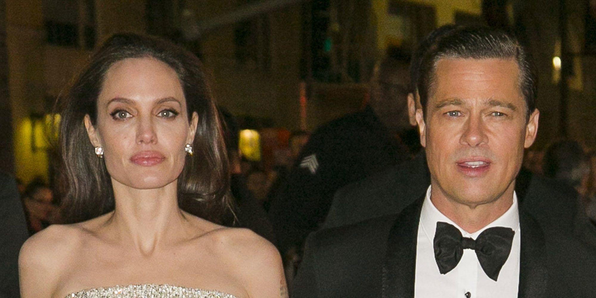 Brad Pitt visita por primera vez la casa de Angelina Jolie tras su divorcio