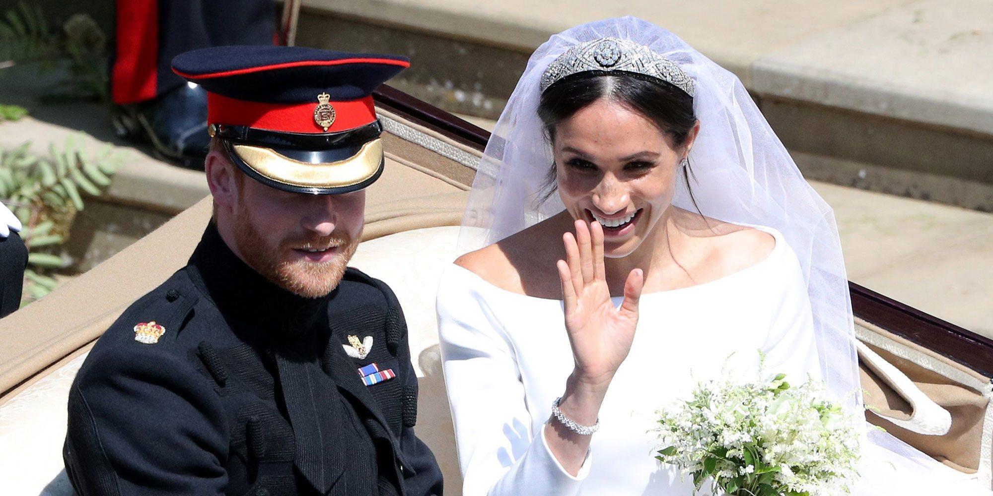 Meghan Markle asegura que su boda reportó 1.100 millones a Reino Unido