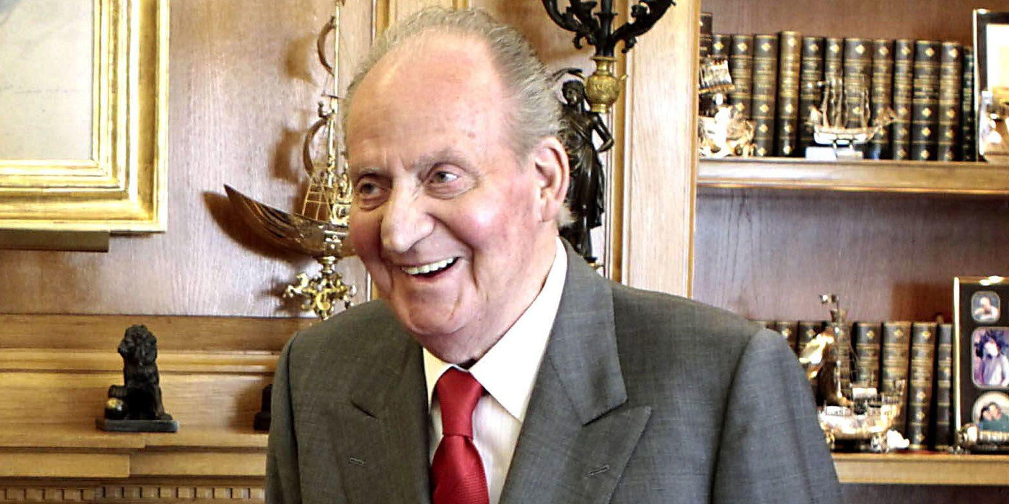 Así logró meter dinero el Rey Juan Carlos en España por Barajas en los peores años de la crisis económica