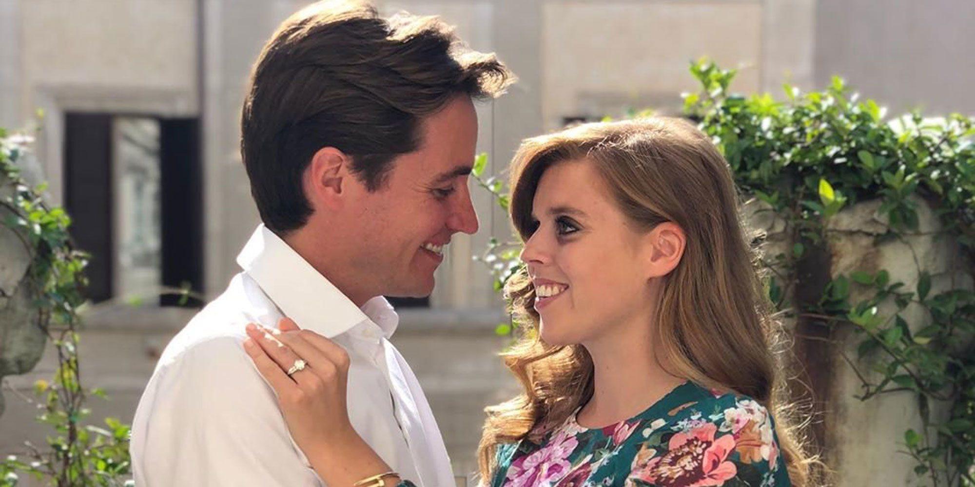 Beatriz de York y Edoardo Mapelli Mozzi se han casado en secreto