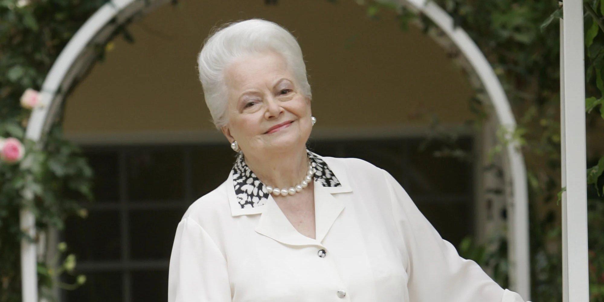 Muere Olivia de Havilland ('Lo que el viento se llevó') a los 104 años
