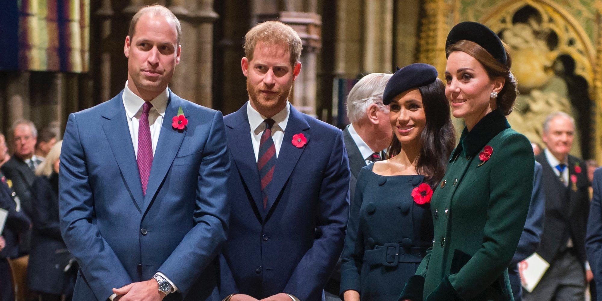 Del consejo mal entendido del Príncipe Guillermo al Príncipe Harry al regalo de Kate Middleton que Meghan Markle no aceptó