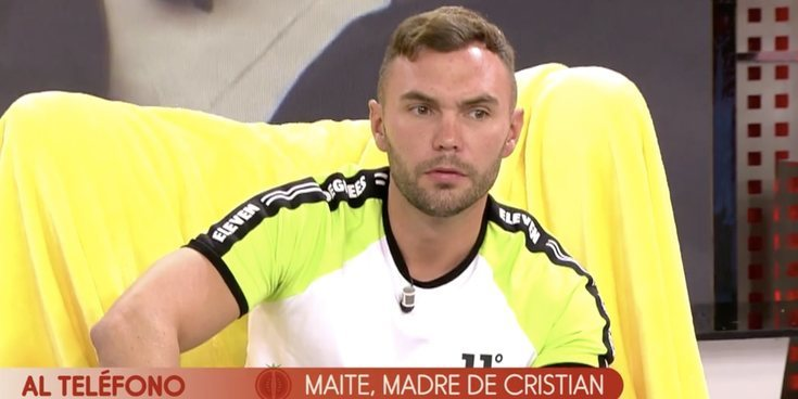"""Maite Galdeano estalla contra su hijo Cristian Suescun: """"Eres un hijo de... Se está convirtiendo en el enemigo"""""""