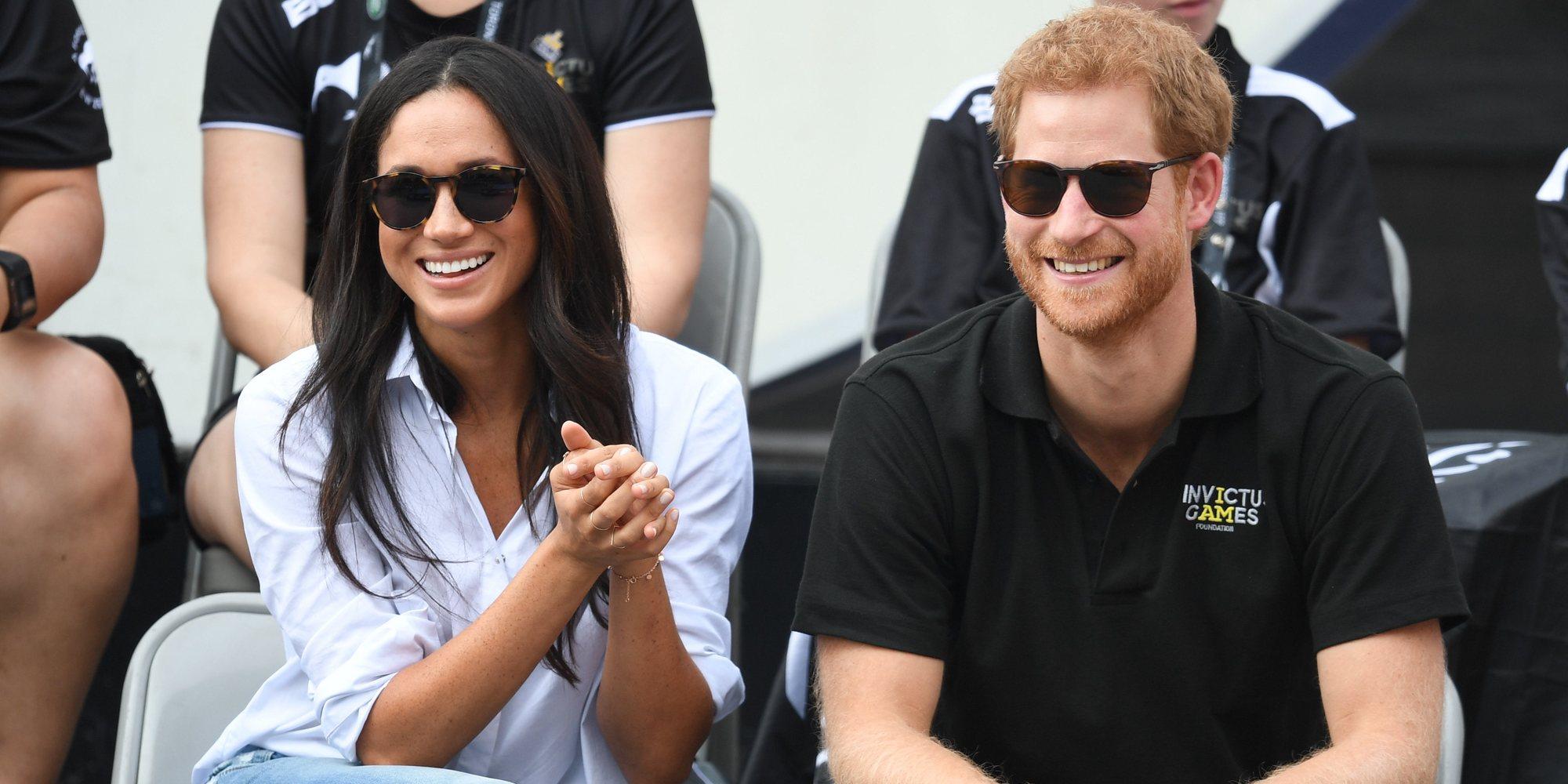El detalle con el que Meghan Markle confirmó su compromiso con el Príncipe Harry antes de que fuese oficial