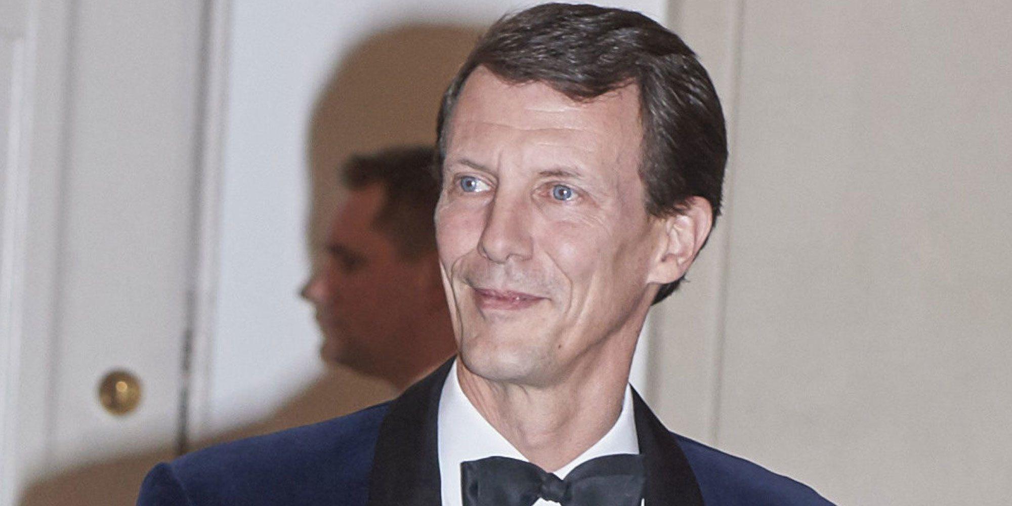 Joaquín de Dinamarca recibe el alta tras sufrir un ictus y prosigue su recuperación con una incógnita