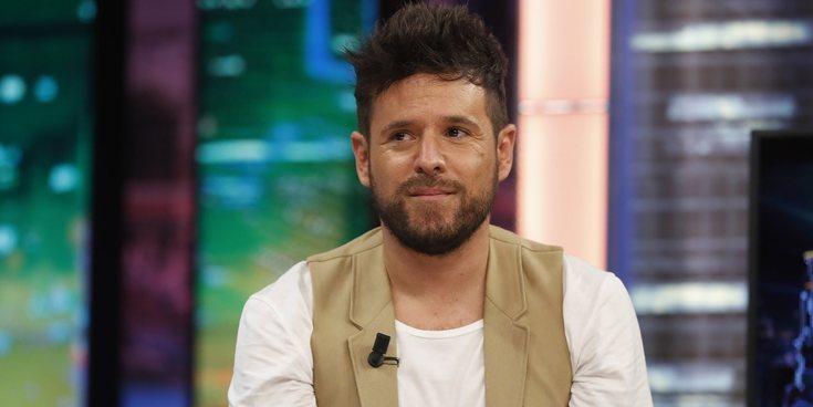 Pablo López, obligado a ausentarse del escenario tras sentirse indispuesto