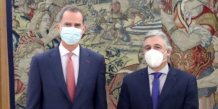 Primer acto del Rey Felipe tras la salida del Rey Juan Carlos de Zarzuela para vivir fuera de España