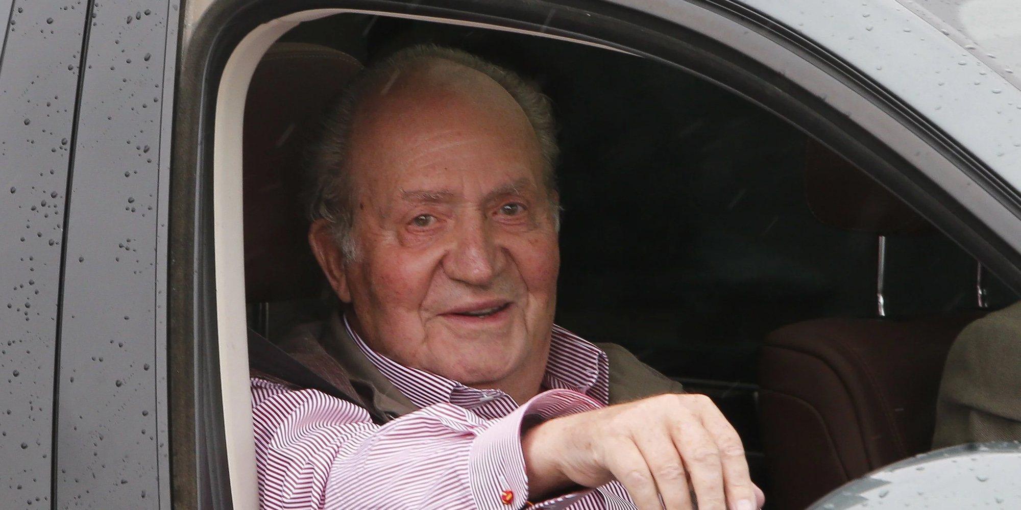 El Rey Juan Carlos estaba en un lujoso hotel de Abu Dabi cuando se publicó la carta de su marcha de España