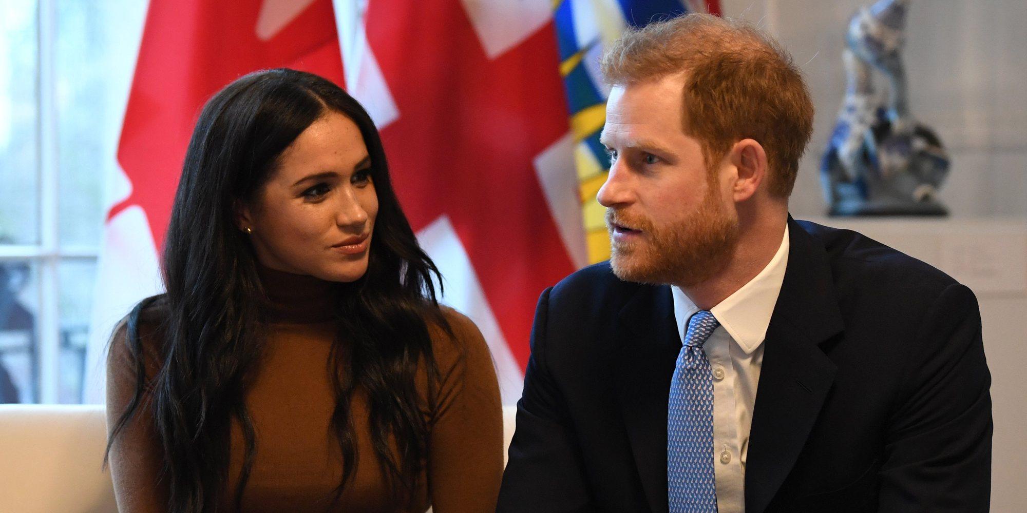 Artículos de opinión, entrevistas... Así son los nuevos proyectos del Príncipe Harry y Meghan Markle