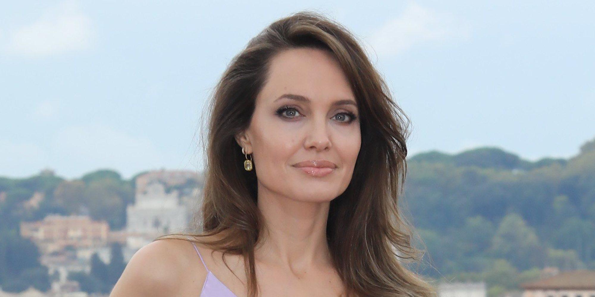Angelina Jolie pide un cambio del juez privado que contrató para su divorcio de Brad Pitt