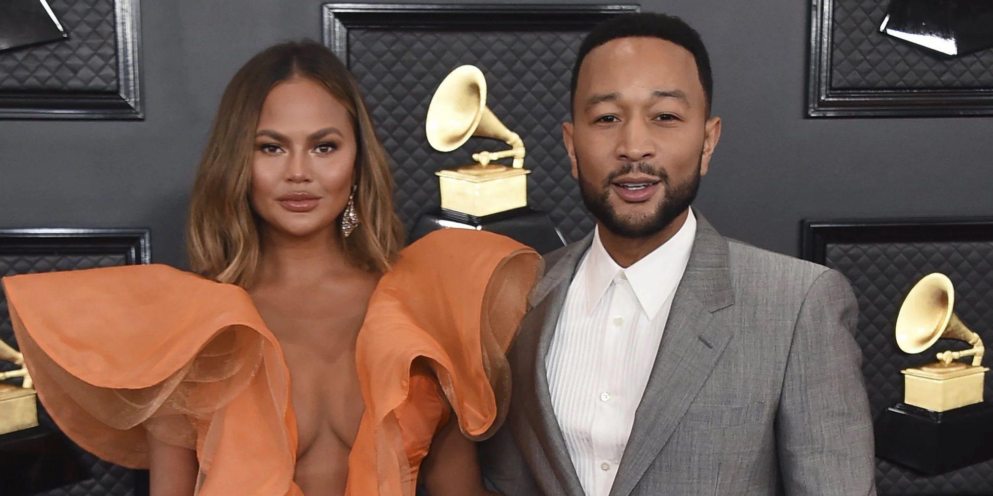 John Legend y Chrissy Teigen están esperando su tercer hijo