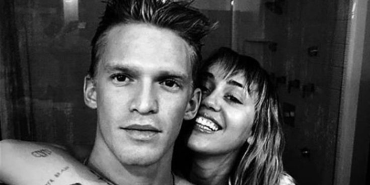 Miley Cyrus y Cody Simpson han roto su noviazgo tras 10 meses juntos