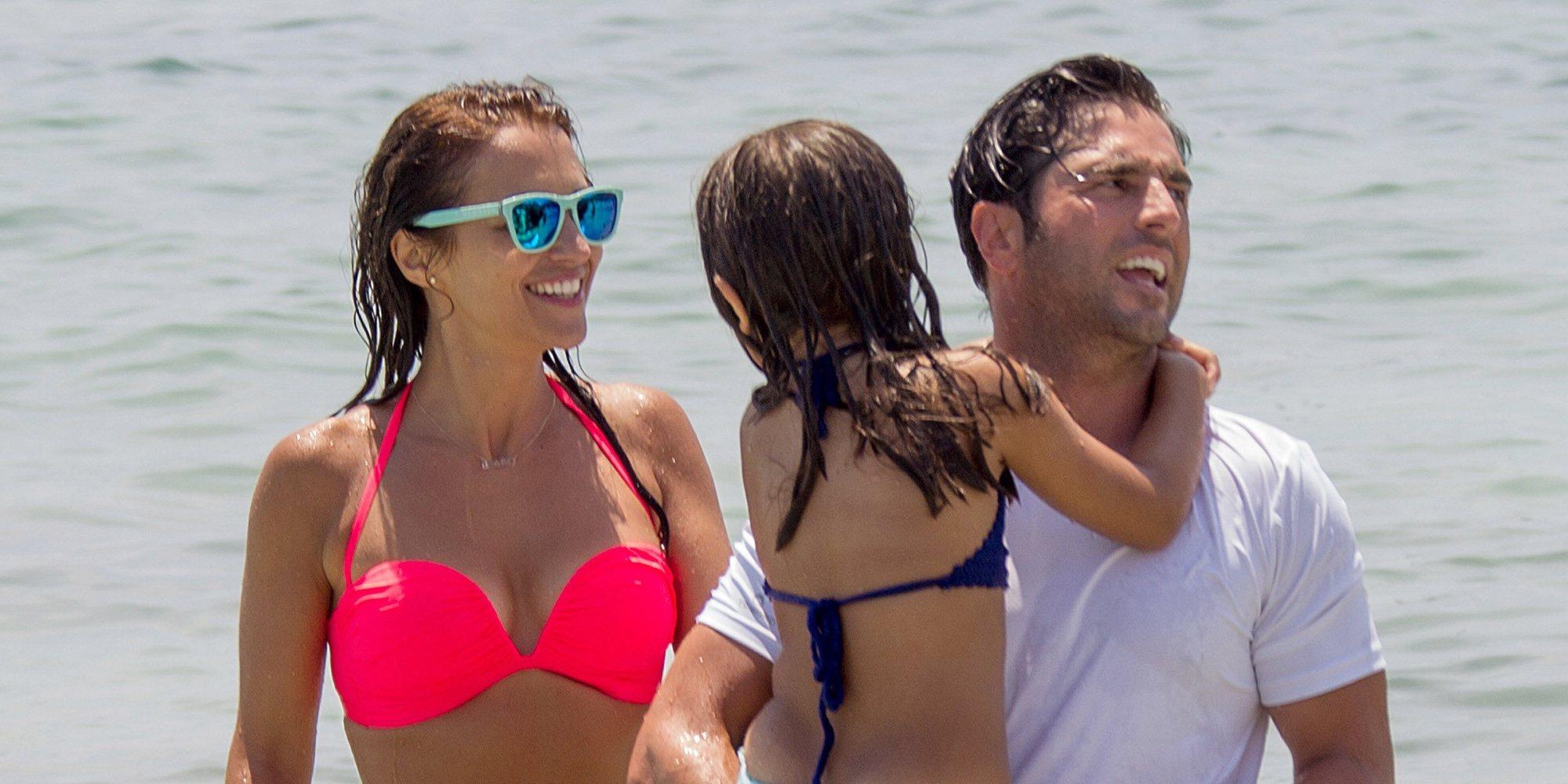 David Bustamante y Paula Echevarría, unidos por el amor que sienten por su hija Daniella el día de su cumpleaños
