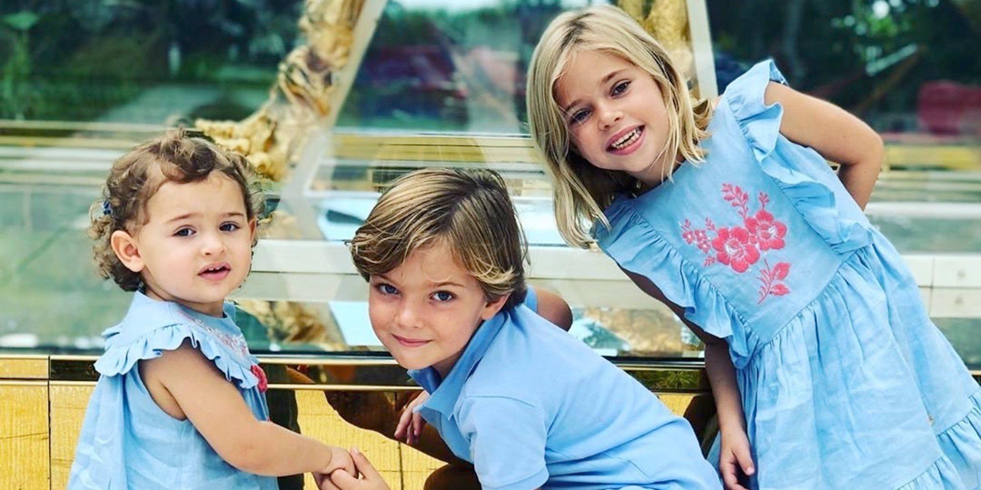 Así afecta el coronavirus a los hijos de Magdalena de Suecia y Chris O'Neill