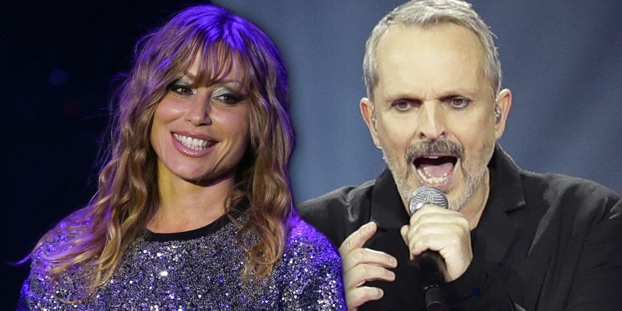 Verónica Romero ('OT 1') apoya a Miguel Bosé en su protesta contra el uso de las mascarillas