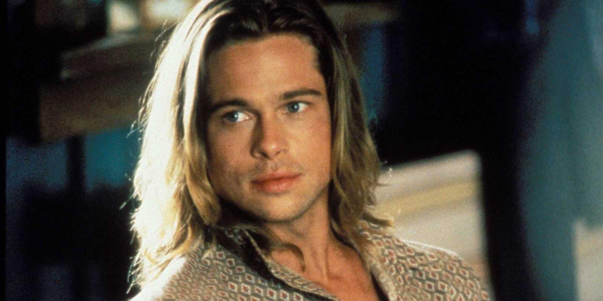 'Leyendas de pasión, 'Troya' y otras películas en las que Brad Pitt consiguió enamorar
