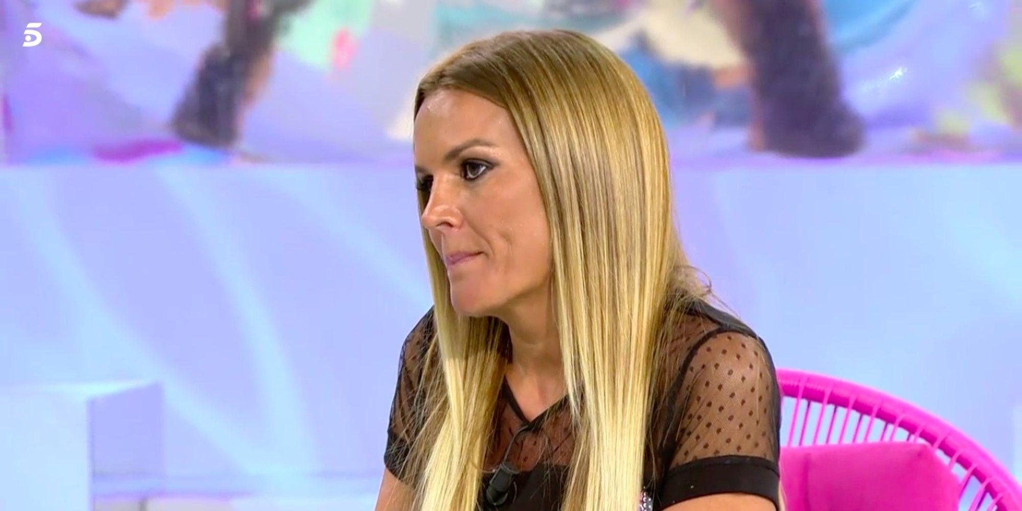 """Telecinco despide a Marta López por su """"actitud públicamente irresponsable"""" en su noche de fiesta en Marbella"""