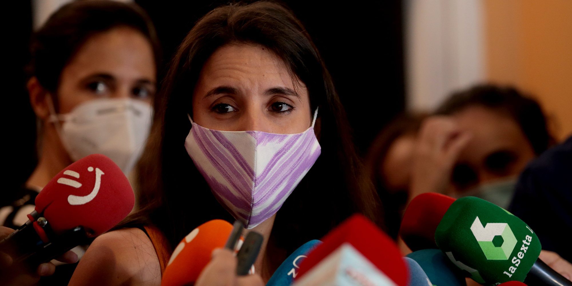 Irene Montero y Pablo Iglesias denuncian las amenazas recibidas para proteger a sus hijos