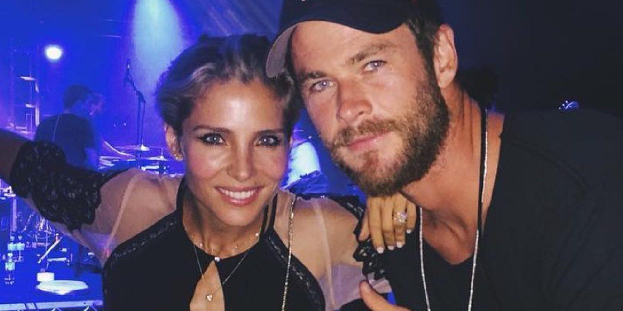 """Elsa Pataky dice que su relación con Chris Hemsworth no es perfecta: """"Ha habido altibajos"""""""