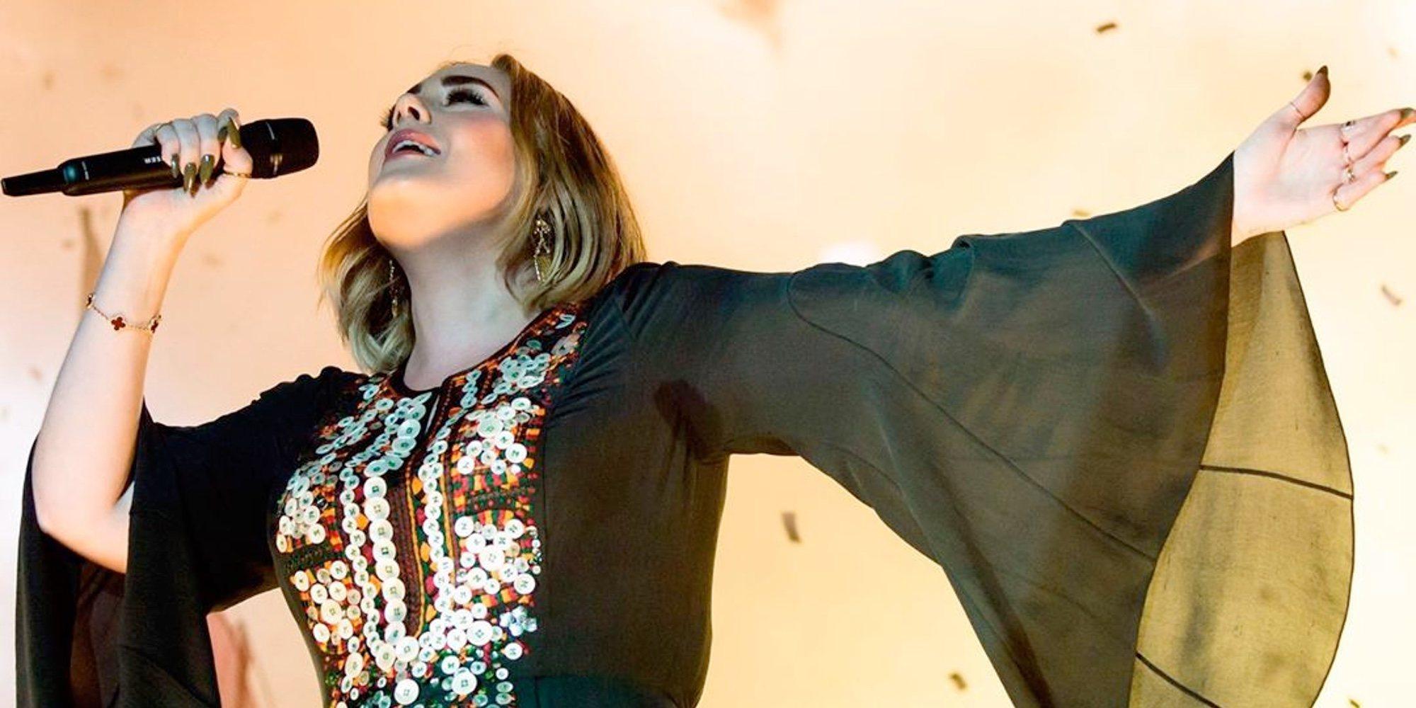 La foto de Adele en bikini tras su increíble cambio físico que se ha hecho viral