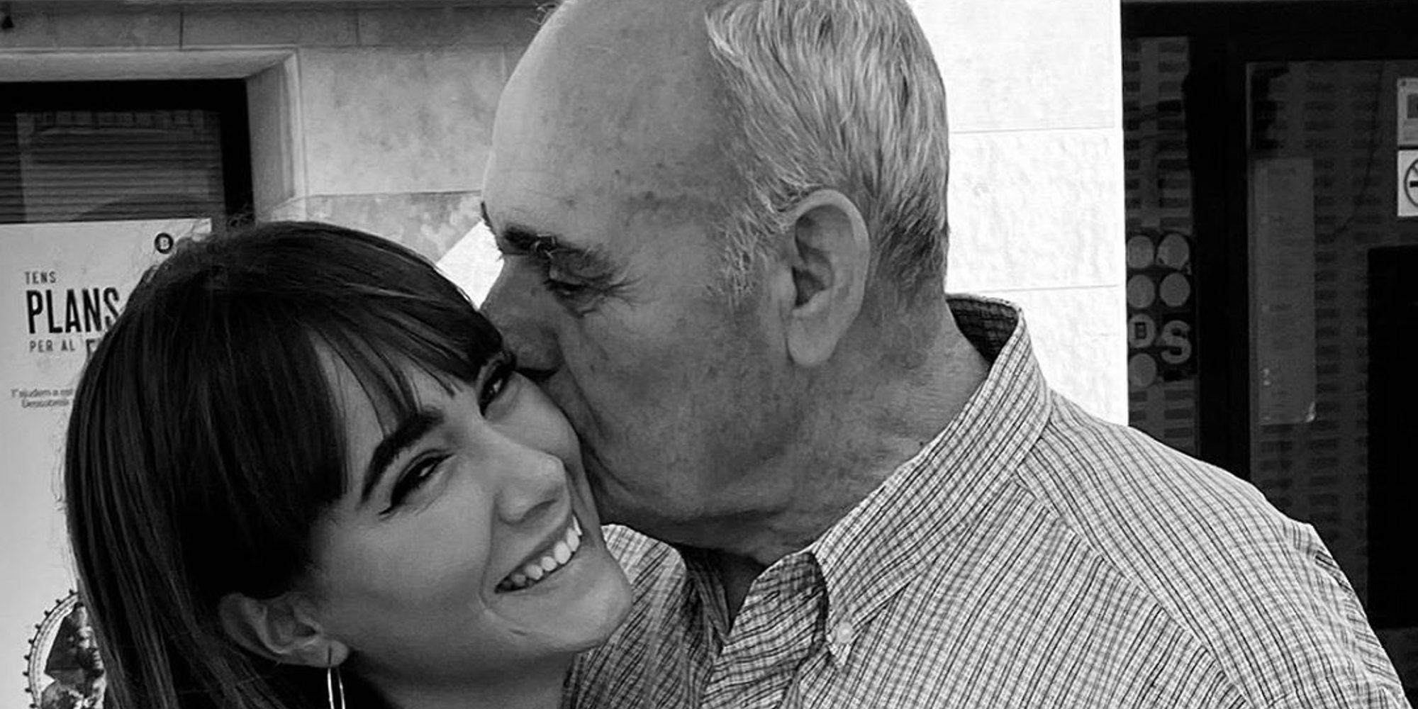 """Muere el abuelo de Aitana Ocaña: """"Cuatro ángeles en el cielo. Te quiero yayo"""""""