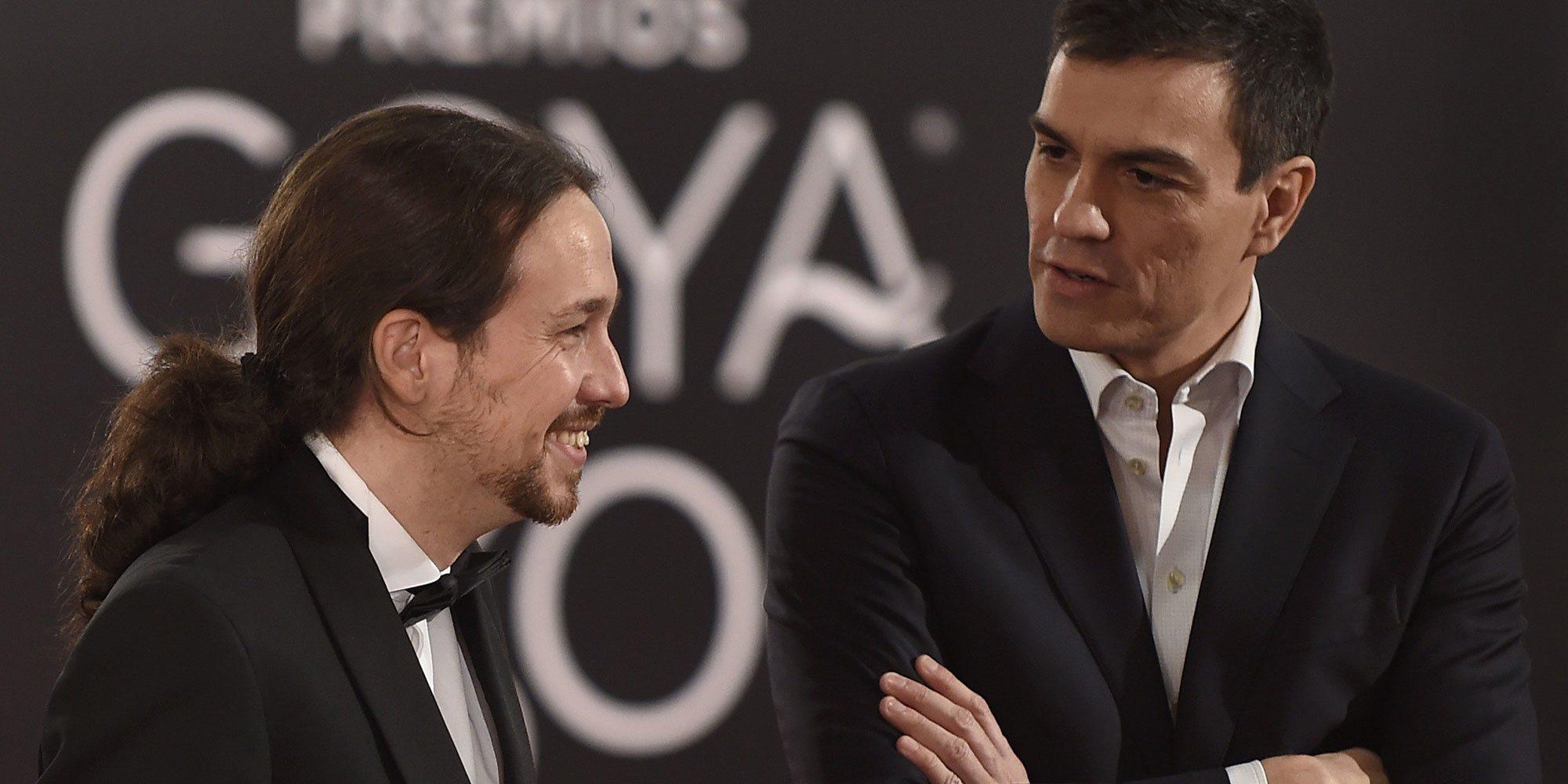 Así fue la discusión entre Pedro Sánchez y Pablo Iglesias por el Rey Juan Carlos