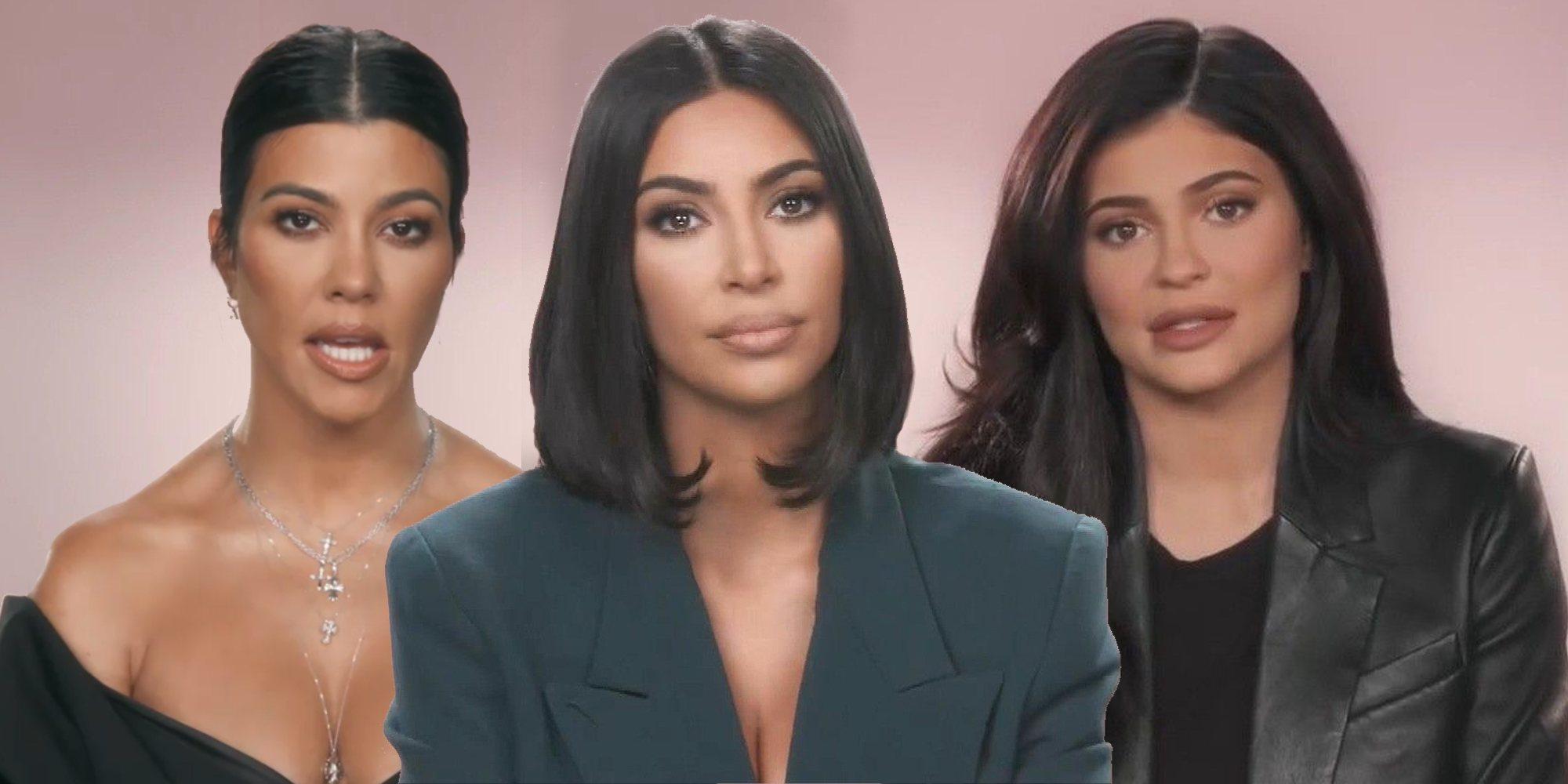Kim, Kourtney Kardashian y Kylie Jenner, las causantes del fin de 'Keeping Up With The Kardashians'