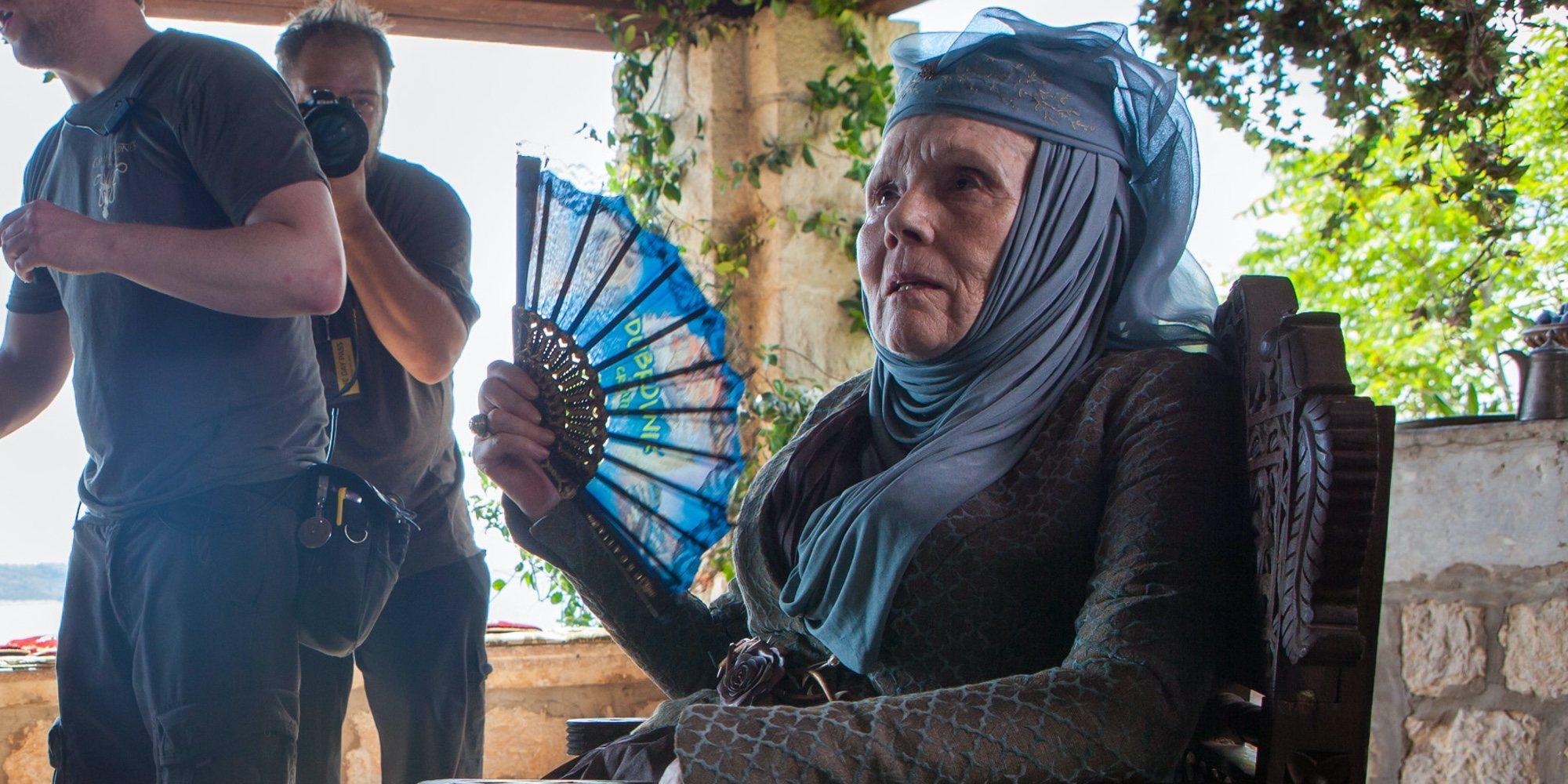 Muere Diana Rigg, popular actriz de 'Juego de tronos' y 'Los vengadores'