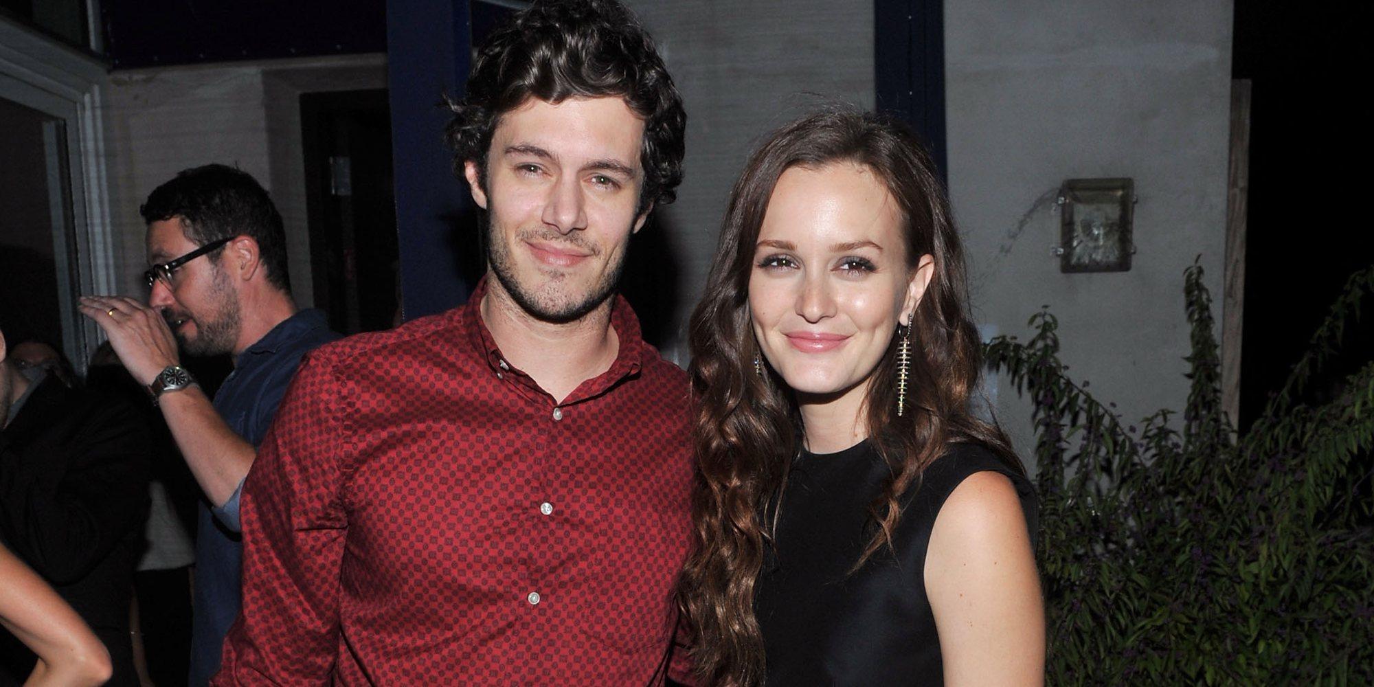 Leighton Meester y Adam Brody se convierten en padres de su segundo hijo