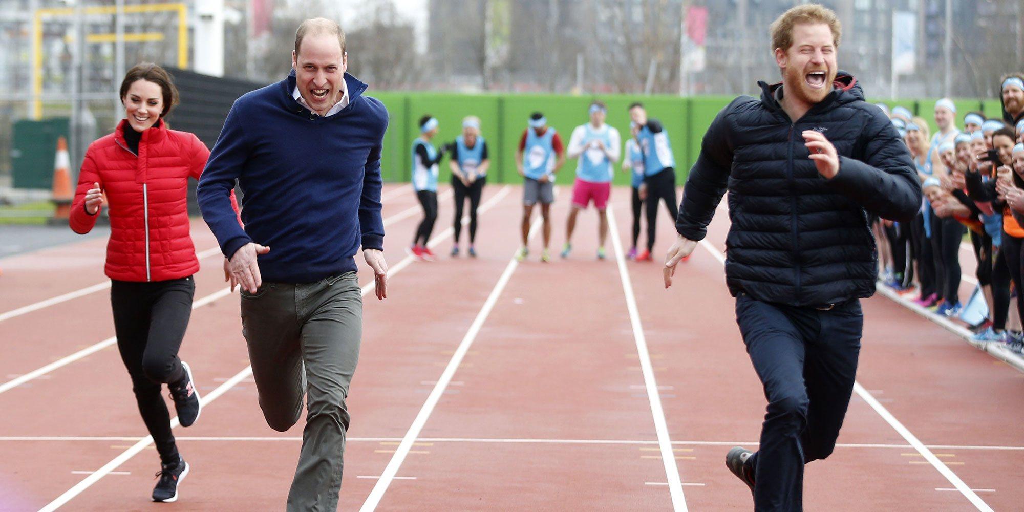 El Príncipe Guillermo y Kate Middleton recuerdan los buenos tiempos para felicitar al Príncipe Harry por su 36 cumpleaños