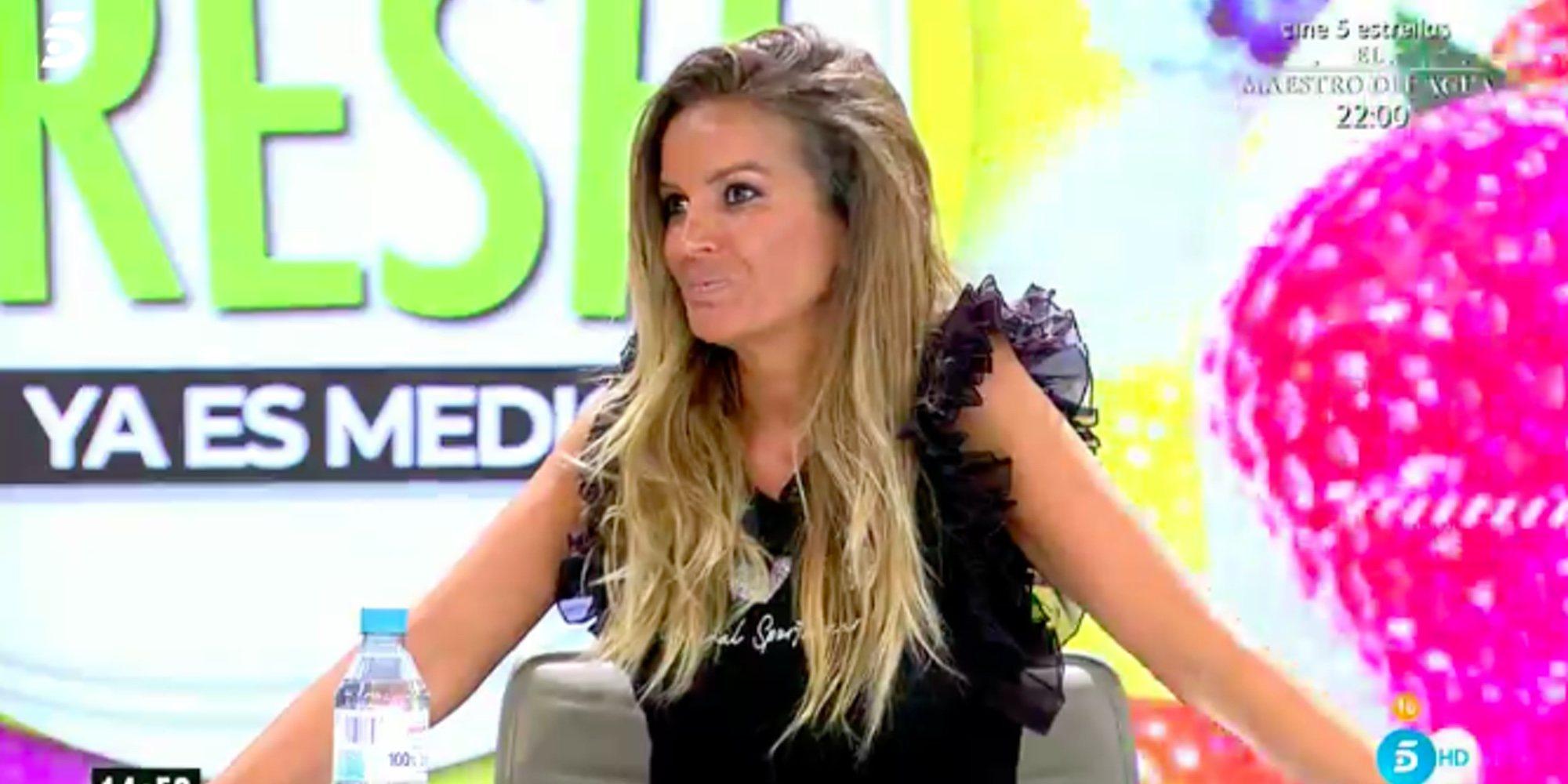 """Marta López vuelve a 'Ya es mediodía' tras su despido de Telecinco: """"He perdido 13 kilos"""""""