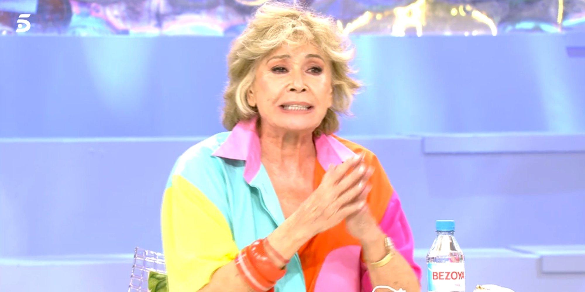 """Mila Ximénez y Kiko Hernández cargan contra Carmen Borrego: """"Ha perdido el norte"""""""