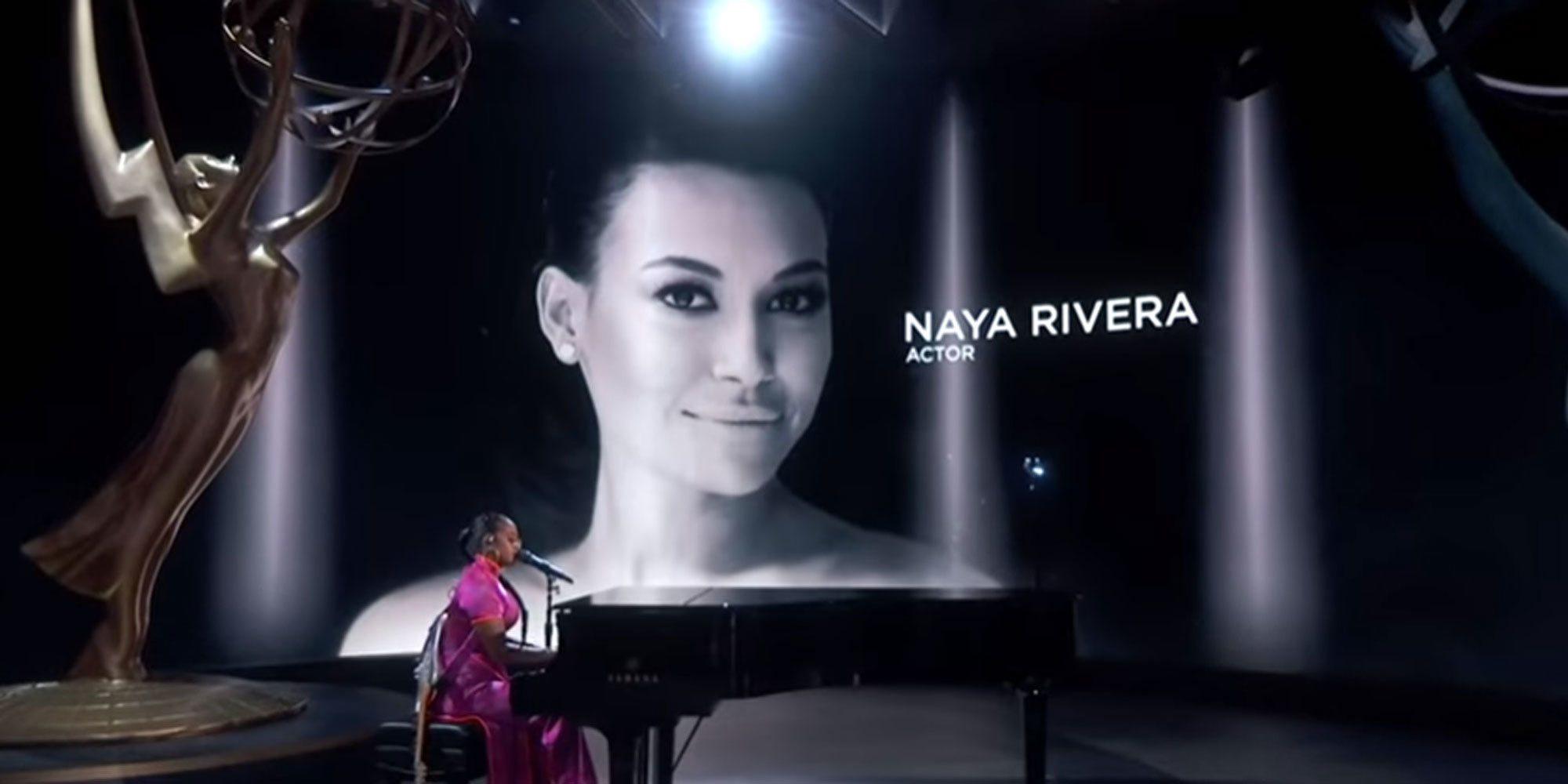 Chadwick Boseman y Naya Rivera, homenajeados en el In Memoriam de los Premios Emmy 2020