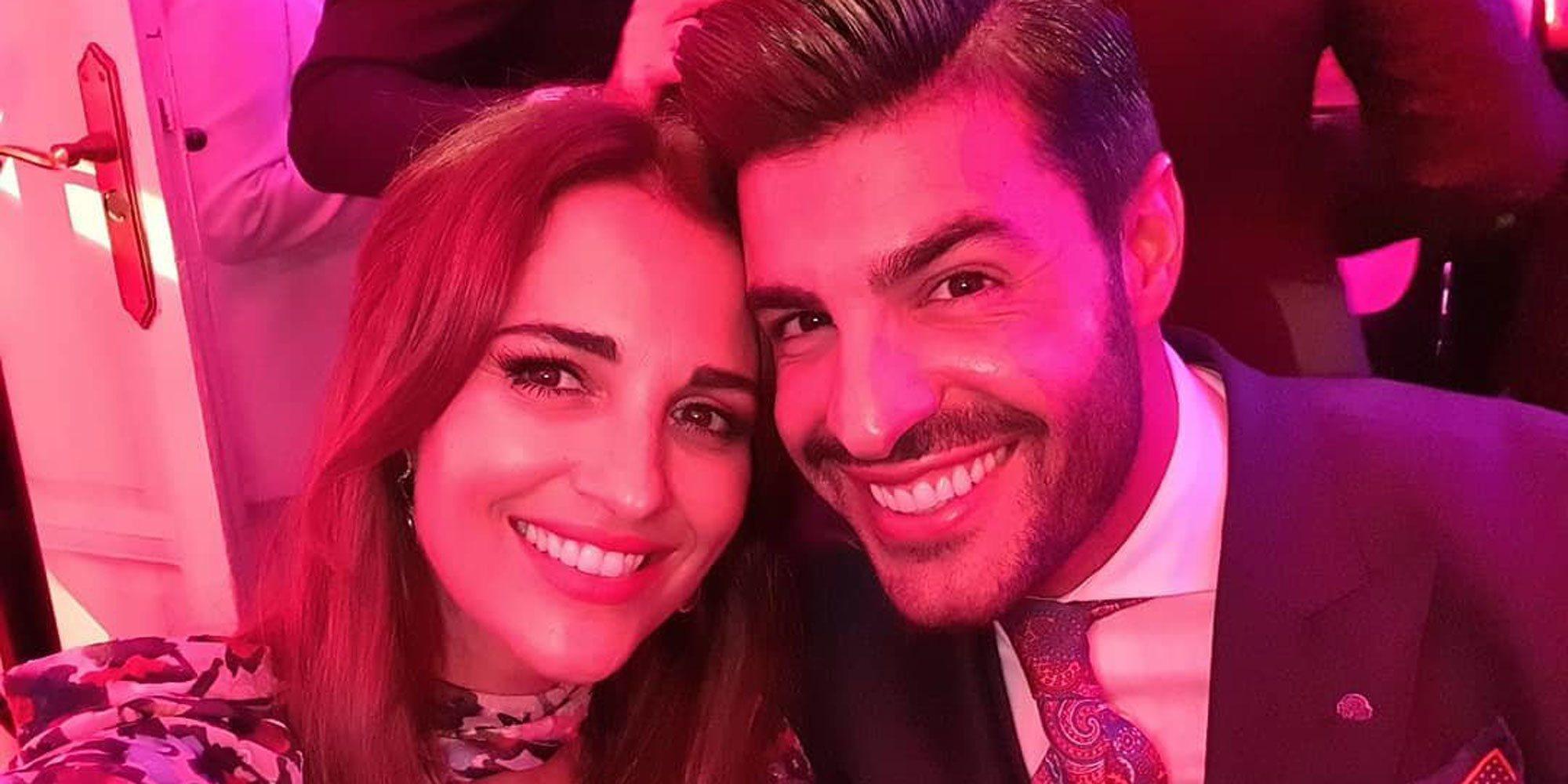 """La preciosa declaración de amor de Miguel Torres a Paula Echevarría: """"Mi compañera de vida. Te quiero"""""""