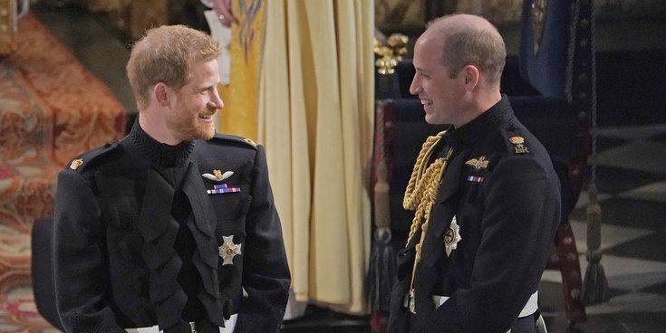 Los pasos de los Príncipes Guillermo y Harry para recuperar su cómplice relación de hermanos