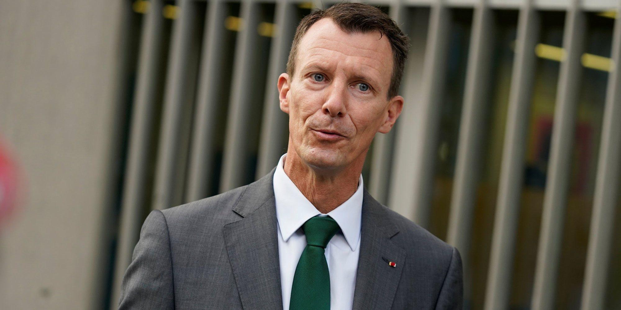 Joaquín de Dinamarca recibe un ascenso tres días después de incorporarse a su trabajo tras recuperarse de un ictus