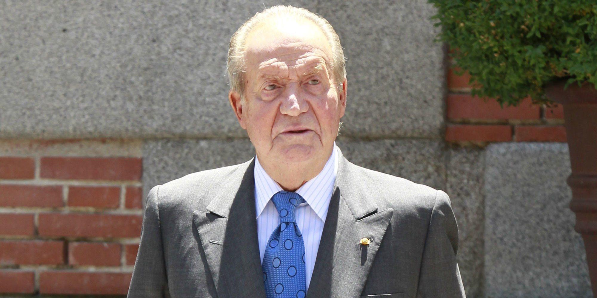 Las Casas Reales de Europa dieron la espalda al Rey Juan Carlos