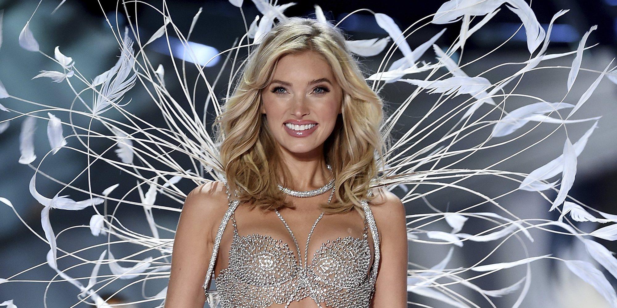 El ángel de Victoria's Secret, Elsa Hosk, anuncia su primer embarazo