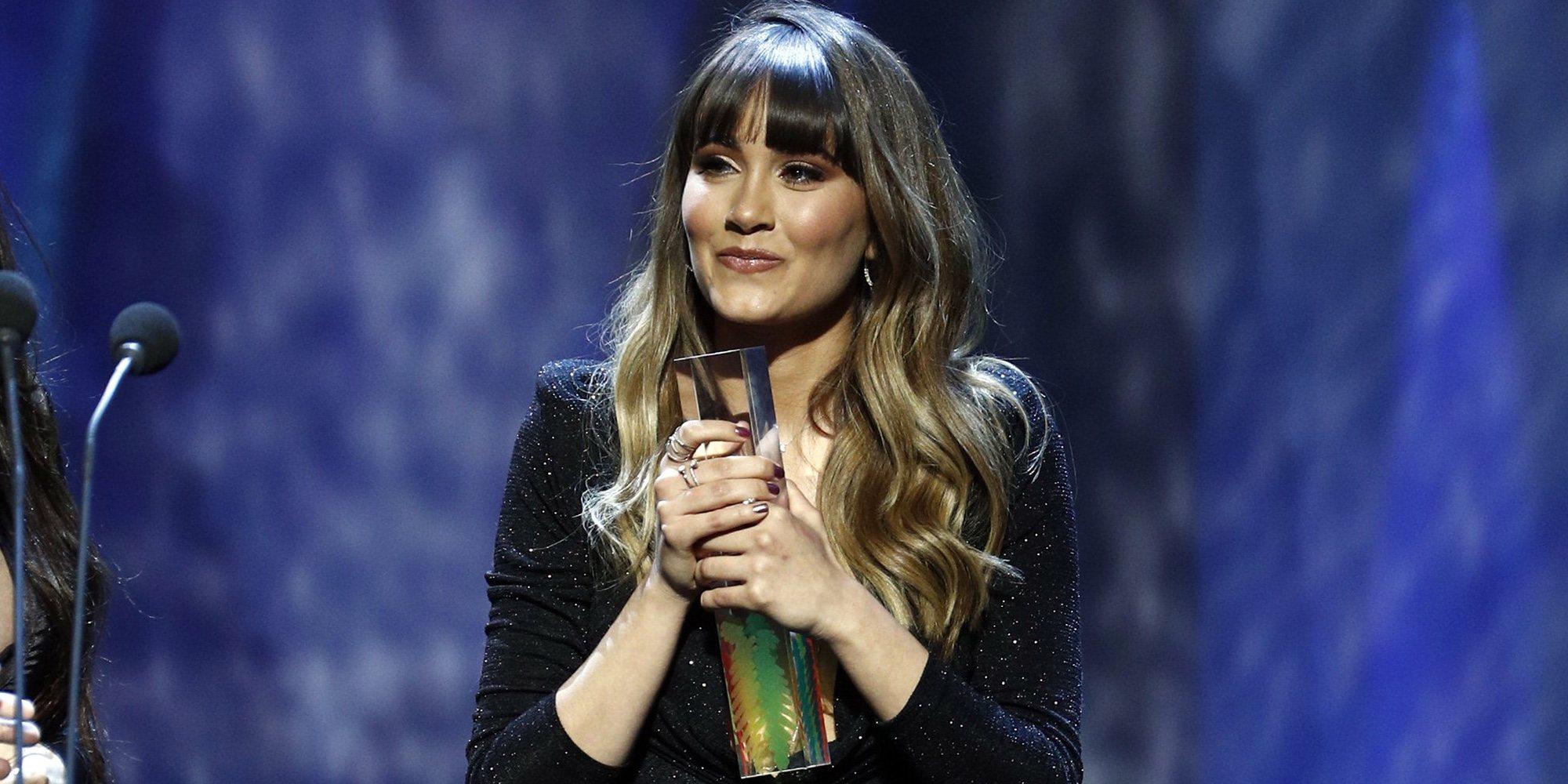 Aitana, nominada a los Grammy Latino por 'Spoiler': Pablo Alborán y Alejandro Sanz también lo han logrado