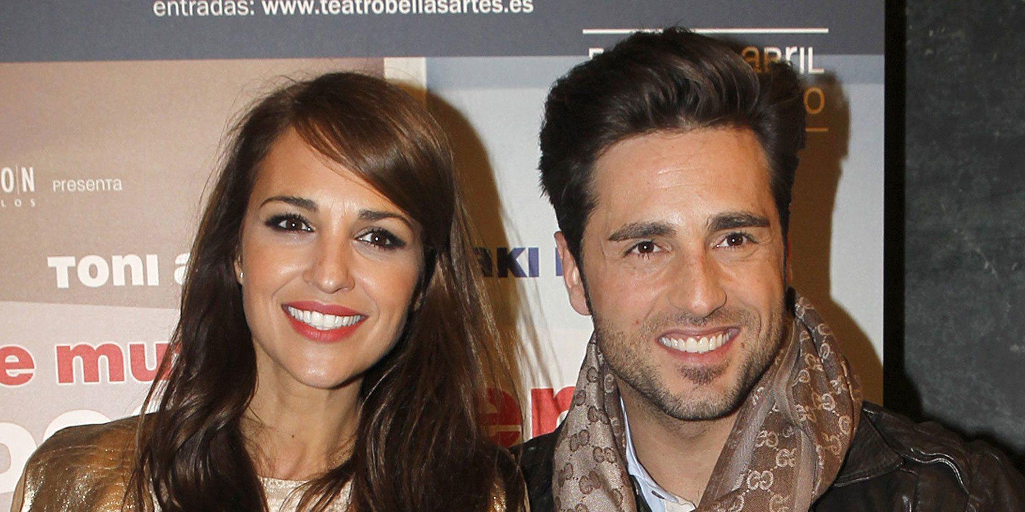 David Bustamante se enteró del embarazo de Paula Echevarría cuando ella lo anunció